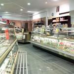 Ladenbau aus Edelstahl