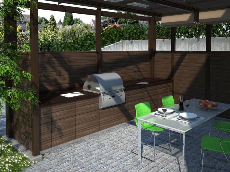 Grossküchen Outdoor Küchen vom Schweizer Marktführer - Simeta AG