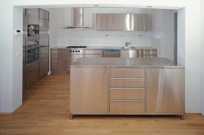 Erstaunliche Bilder edelstahl küche - Am besten ausgewählte Bilder ...
