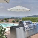 Edelstahl Outdoor Küchen