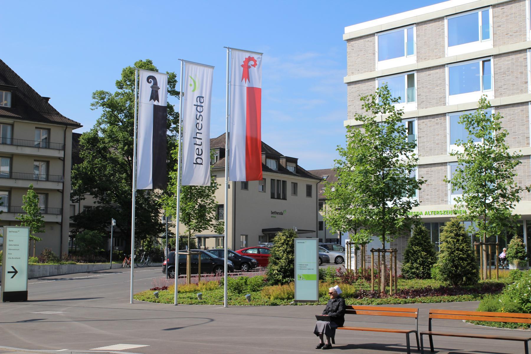 Bethesda-Campus, Basel
