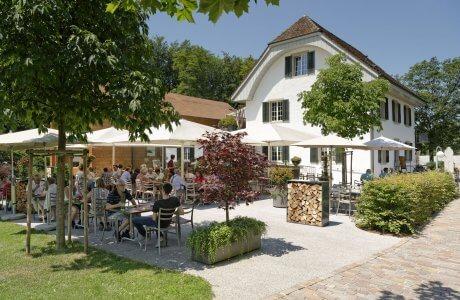 Restaurant Gnadenthal, Gartenterrasse 1